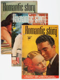 Golden Age (1938-1955):Romance, Romantic Story and Romantic Secrets Group of 6 (Fawcett/Charlton,1949-65).... (Total: 6 Comic Books)