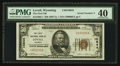 National Bank Notes:Wyoming, Lovell, WY - $50 1929 Ty. 1 The First NB Ch. # 10844. ...