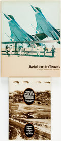Books:Americana & American History, [American History, Aviation]. Kenneth Baxter Ragsdale. WingsOver the Mexican Border: Pioneer Military Aviation in the B...(Total: 2 Items)