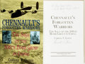 Books:World History, [World War II Aviation]. Carroll V. Glines. INSCRIBED. Chennault's Forgotten Warriors: The Saga of the 308th Bomb Group ...