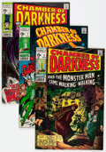 Bronze Age (1970-1979):Horror, Chamber of Darkness #1-8 Group (Marvel, 1969-72) Condition: AverageFN/VF.... (Total: 9 Comic Books)