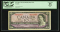 Canadian Currency: , BC-40bA $10 1954 Replacement. ...