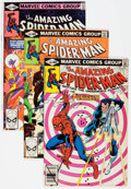 Modern Age (1980-Present):Superhero, The Amazing Spider-Man Group of 68 (Marvel, 1980-88) Condition:Average VF+.... (Total: 68 Comic Books)