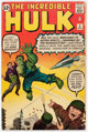 The Incredible Hulk #3 (Marvel, 1962) Condition: GD/VG