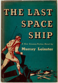 Books:Science Fiction & Fantasy, Murray Leinster (pseudonym of William Fitzgerald Jenkins). The Last Space Ship. New York: Frederick Fell, Inc., ...