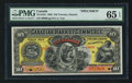Canadian Currency: , Toronto, ON- The Canadian Bank of Commerce $10 January 2, 1892 Ch. # 75-14-18S Specimen. ...