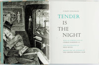 Fred Meyer, artist. SIGNED/LIMITED. F. Scott Fitzgerald. Tender is the Night. The Li