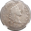 Early Dollars, 1794 $1 B-1, BB-1, R.4 -- Plugged, Improperly Cleaned -- NGC Details. VF....