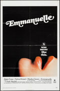 """Movie Posters:Adult, Emmanuelle (Columbia, 1974). One Sheet (27"""" X 41""""). Adult.. ..."""