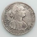 Mexico, Mexico: Charles IV Trio of 8 Reales 1793-1808,... (Total: 3 coins)