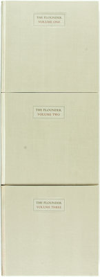 [Limited Editions Club]. Günter Grass. SIGNED/ LIMITED. The Flounder. New York: The Limited Edi