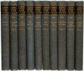 Books:Americana & American History, [Civil War]. Francis Trevelyan Miller, Editor-in-Chief. ThePhotographic History of The Civil War In Ten Volumes. Ne...(Total: 10 Items)