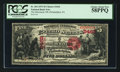 National Bank Notes:Pennsylvania, Philadelphia, PA - $5 1875 Fr. 404 The Merchants NB Ch. # 2462. ...