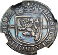 Netherlands East Indies, Netherlands East Indies: Dutch Colony - United Amsterdam Company 2Reales 1601 VF30 NGC,...