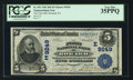 National Bank Notes:Pennsylvania, Howard, PA - $5 1902 Date Back Fr. 592 The First NB Ch. # (E)9249....