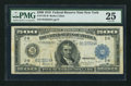 Fr. 1132-B $500 1918 Federal Reserve Note PMG Very Fine 25
