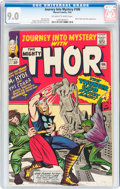 Silver Age (1956-1969):Superhero, Journey Into Mystery #106 (Marvel, 1964) CGC VF/NM 9.0 Off-white to white pages....