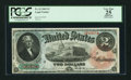 Large Size:Legal Tender Notes, Fr. 42 $2 1869 Legal Tender PCGS Apparent Very Fine 25.. ...