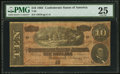 Confederate Notes:1864 Issues, T68 $10 1864 PF-17 Cr. 545B.. ...