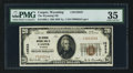 National Bank Notes:Wyoming, Casper, WY - $20 1929 Ty. 1 The Wyoming NB Ch. # 10533. ...