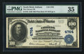 South Bend, IN - $100 1902 Plain Back Fr. 702 The Citizens NB Ch. # 4764