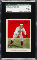 Baseball Cards:Singles (Pre-1930), 1915 Cracker Jack Harry Hooper #35 SGC 92 NM/MT+ 8.5. ...