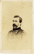Military & Patriotic:Civil War, General William Thomas Harbaugh Brooks CDV....