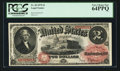 Large Size:Legal Tender Notes, Fr. 48 $2 1878 Legal Tender PCGS Very Choice New 64PPQ.. ...