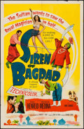 "Movie Posters:Adventure, Siren of Bagdad & Other Lot (Columbia, 1953). One Sheets (2)(27"" X 41""). Adventure.. ... (Total: 2 Items)"
