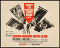 "Movie Posters:James Bond, From Russia with Love (United Artists, 1964). Half Sheet (22"" X28""). James Bond.. ..."