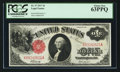 Large Size:Legal Tender Notes, Fr. 37 $1 1917 Legal Tender PCGS Choice New 63PPQ.. ...