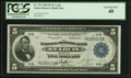 Fr. 797 $5 1918 Federal Reserve Bank Note PCGS Extremely Fine 40