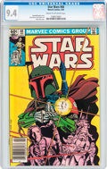 Modern Age (1980-Present):Science Fiction, Star Wars #68 (Marvel, 1983) CGC NM 9.4 Cream to off-whitepages....