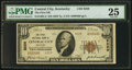 National Bank Notes:Kentucky, Central City, KY - $10 1929 Ty. 2 The First NB Ch. # 8229. ...