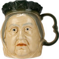 Miscellaneous:Ephemera, Victoria ceramic pitcher. [ca. 1897].. ...