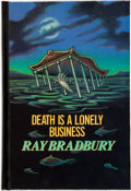 Books:Science Fiction & Fantasy, Ray Bradbury. INSCRIBED. Death is a Lonely Business. Thorndike, Maine: Thorndike Press, [1985]....