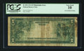 Fr. 854 $5 1914 Federal Reserve Note PCGS Very Good 10