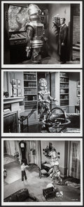 """Movie Posters:Science Fiction, Tobor the Great (Republic, 1954). Photos (3) (8"""" X 10""""). ScienceFiction.. ... (Total: 3 Items)"""