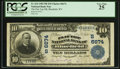 National Bank Notes:West Virginia, Bluefield, WV - $10 1902 Plain Back Fr. 624 The Flat Top NB Ch. # (S)6674. ...
