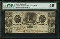 Obsoletes By State:Ohio, Kirtland, OH- Kirtland Safety Society Bank $10 Mar. 9, 1837 OH-245G10. ...