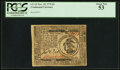 Colonial Notes:Continental Congress Issues, Continental Currency November 29, 1775 $3 PCGS About New 53.. ...