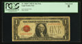 Small Size:Legal Tender Notes, Fr. 1500* $1 1928 Legal Tender Note. PCGS Very Good 08.. ...