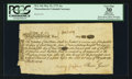 Colonial Notes:Massachusetts, Massachusetts May 25, 1775 16s PCGS Apparent Very Fine 30.. ...