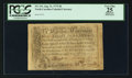 Colonial Notes:North Carolina, North Carolina August 21, 1775 $8 PCGS Apparent Very Fine 25.. ...