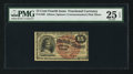 Fractional Currency:Fourth Issue, Fr. 1268 15¢ Fourth Issue PMG Very Fine 25 EPQ.. ...