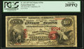 Valparaiso, IN - $10 1875 Fr. 420 The First NB Ch. # 2704