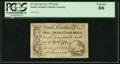 Colonial Notes:South Carolina, South Carolina April 10, 1778 3s/9d PCGS Gem New 66.. ...
