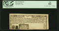 Colonial Notes:South Carolina, South Carolina- City of Charleston July 6, 1789 1s/3d PCGS New 62.....