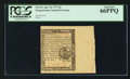 Colonial Notes:Pennsylvania, Pennsylvania April 10, 1777 6d PCGS Gem New 66PPQ.. ...