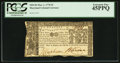Colonial Notes:Maryland, Maryland March 1, 1770 $2 PCGS Extremely Fine 45PPQ.. ...